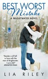 Best Worst Mistake: A Brightwater Novel - Lia Riley