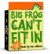 Big Frog Can't Fit In: A pop-up book - Mo Willems, Bruce Foster
