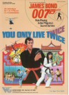 You Only Live Twice: James Bond 007 Action Episode Game - Victory Games