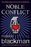 Noble Conflict by Malorie Blackman (2-Jan-2014) Paperback - Malorie Blackman