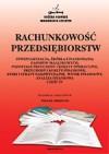 Rachunkowość przedsiębiorstw cz.IV - Bożena Padurek, Małgorzata Szpleter