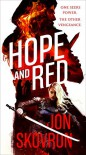 Hope and Red (The Empire of Storms) - Jon Skovron