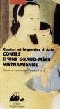 Contes d'une grand-mère vietnamienne - yveline Feray