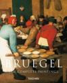 Pieter Bruegel Starszy około 1525-1569. Chłopi, dziwacy i demony - Rainer Hagen, Edyta Tomczyk, Rose-Marie Hagen