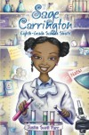 Sage Carrington, Eighth-Grade Science Sleuth - Justin Scott Parr