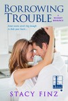 Borrowing Trouble (A Nugget Romance Book 6) - Stacy Finz