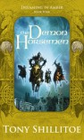 The Demon Horsemen (Dreaming in Amber, #4) - Tony Shillitoe
