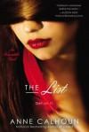 The List - Anne Calhoun