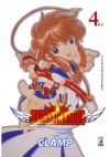 Angelic Layer n. 4 - CLAMP