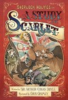 A Study in Scarlet (Sherlock Holmes) -  Arthur Conan Doyle, Gris Grimly
