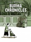 Burma Chronicles - Guy Delisle