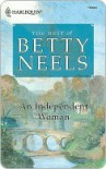 An Independent Woman (Harlequin Romance 3685) - Betty Neels