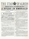 A Study in Emerald - Jouni Koponen, Neil Gaiman