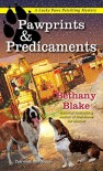Pawprints & Predicaments (Lucky Paws Petsitting Mystery) - Bethany Blake