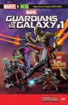 Marvel Universe Guardians of the Galaxy (2015-2017) #1 - Joe Caramanga