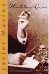 Written Lives - Javier Marías, Margaret Jull Costa