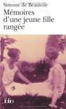 Mémoires d'une jeune fille rangée - Simone de Beauvoir