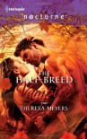 The Half-Breed Vampire - Theresa Meyers