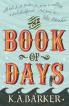 The Book of Days - K.A. Barker