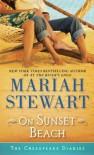 On Sunset Beach: The Chesapeake Diaries - Mariah Stewart