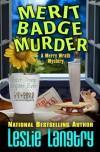 Merit Badge Murder - Leslie Langtry
