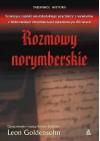 Rozmowy norymberskie - Leon Goldensohn