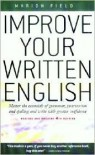 Improve Your Written English - Marion Field