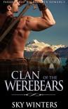 ROMANCE: HIGHLANDER ROMANCE: Clan of the Werebears (Mail Order Bride Shifter Pregnancy Romance) (Historical Paranormal Romance) - Sky Winters
