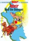 Asterix and the Banquet: Album #5 - René Goscinny, Albert Uderzo