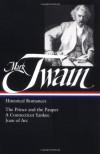 Historical Romances (Library of America #71) - Mark Twain, Susan K. Harris