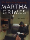The Train Now Departing - Martha Grimes