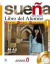 Suena 1. Libro del Alumno A1-A2. Marco europeo de referencia + CD Audio - M. Angeles Alvarez Martinez, Ana Blanco Canales