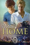 Finally Home (The Traveler and the Tourist Book 2) - Zee Kensington