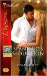 Spaniard's Seduction (The Saxon Brides, #2) - Tessa Radley