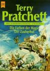 Die Farben der Magie / Der Zauberhut. - Terry Pratchett, Andreas Brandhorst