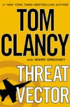 Threat Vector - Tom Clancy, Mark Greaney