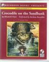 Crocodile on the Sandbank (Audiobook  ) - Elizabeth Peters, Barbara Rosenblat