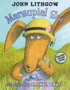 Marsupial Sue Book and CD - John Lithgow, Jack E. Davis