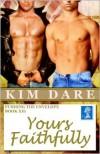 Pushing The Envelope XII: Yours, Faithfully - Kim Dare
