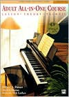 Alfred's Basic Adult All-in-One Piano Course, Bk 1: Book & CD - Willard A. Palmer,  Amanda Vick Lethco,  Willard Palmer