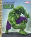The Incredible Hulk (Marvel) - Billy Wrecks, Golden Books, Patrick Spaziante
