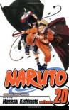 Naruto, Vol. 20: Naruto vs. Sasuke - Masashi Kishimoto