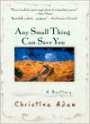 Any Small Thing Can Save You - Christina Adam