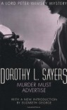 Murder Must Advertise (Lord Peter Wimsey Mysteries, #8) - Dorothy L. Sayers