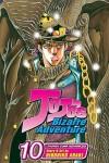 JoJo's Bizarre Adventure, Vol. 10 - Hirohiko Araki, 荒木 飛呂彦
