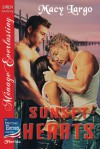 Sunset Hearts (The American Heroes Collection: Florida) - Macy Largo