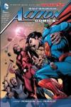 Action Comics, Vol. 2: Bulletproof - Max Landis, Cafe, Sholly Fisch, Gene Ha, Cully Hamner, Brad Walker, Ben Oliver, Rags Morales, Grant Morrison, Ryan Sook