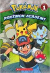 Pokemon Academy (Diamond and Pearl Chapter Book Series #1) - Scholastic