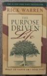 Purpose Driven Life   (Mass Market) - Rick Warren