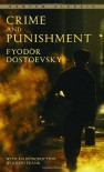 Crime and Punishment - Fyodor Dostoyevsky, Constance Garnett
